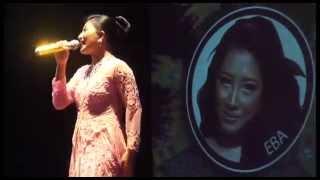 Ekaturida Nusantara - Eba Ayu Febra Live Performance at Art Center Bali