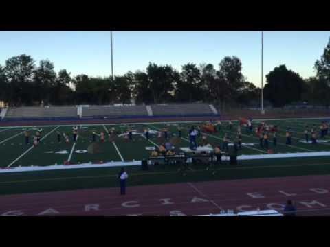 Santa Clara High School Marching Band 2015