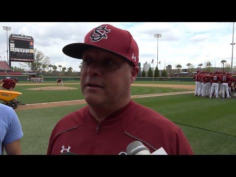 POST-GAME: Chad Holbrook on Alabama — 3/26/17