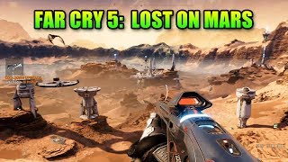Far Cry 5 Lost On Mars - Can The 2nd DLC Deliver?