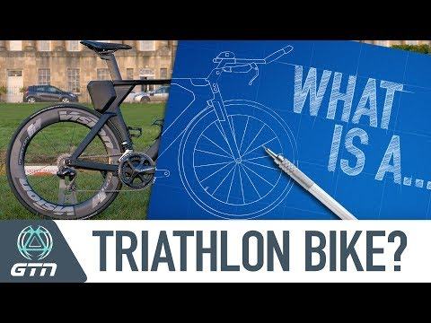 What Is A Triathlon Bike? - YouTube