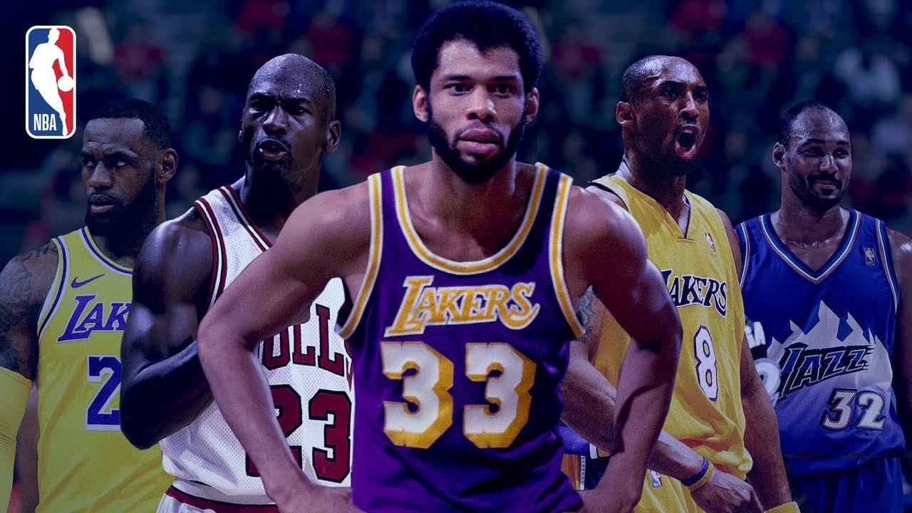 9df1c6dacd91 The NBA s Top 5 All-Time Leading Scorers