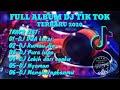 Full album DJ TIK TOK terbu 2020 DJ EBENG  DUA KURSI   YouTube