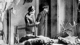 Смерть Гитлера. Останки Гитлера хранятся в России...
