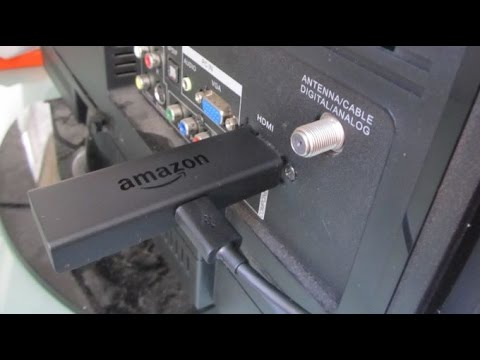 Amazon Fire TV Stick Unboxing And First Look