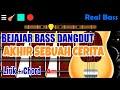 Belajar Bass Dangdut Akhir Sebuah Cerita Versi Real Bass