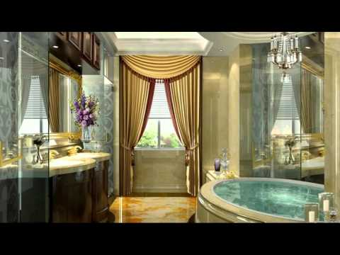 Luxurious Bathrooms YouTube - Luxurious bathrooms
