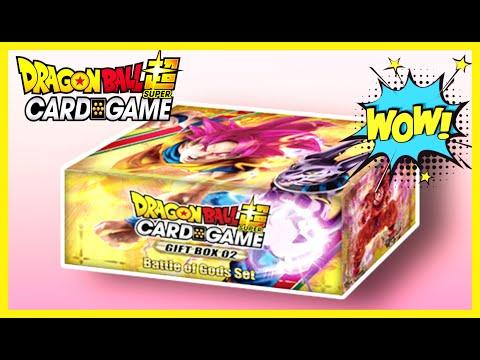 DBS Card Game Gift Box 02! |