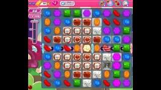 Candy Crush Saga Nivel 1228 completado en español sin boosters (level 1228)