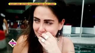 Alex Lora celoso por el video porno de su hijo Celia Lora De Primera Mano