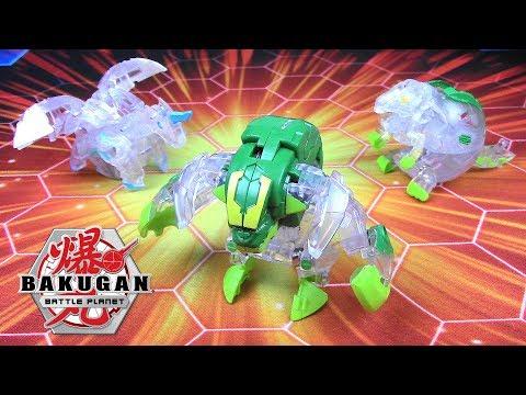 DIAMOND MAXOTAUR ULTRA STARTER PACK!! Bakugan Battle Planet Diamond Unboxing Marathon Part 5