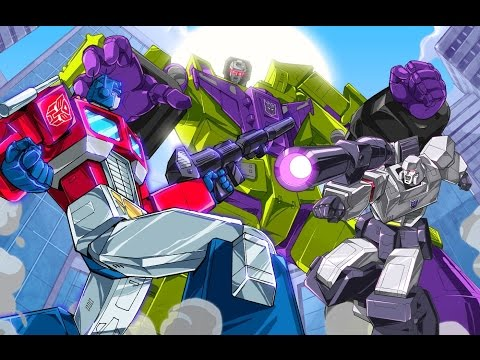Transformers // Devastation // Prime vs Autobots // Let's Play