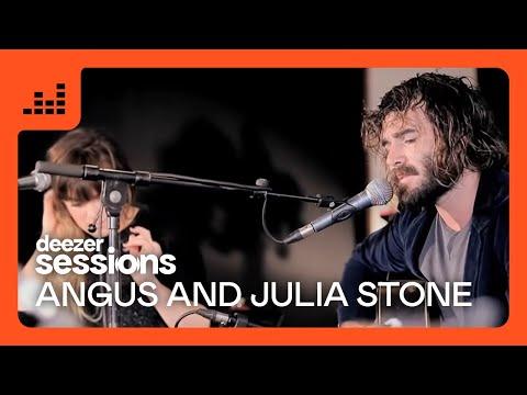 Angus & Julia Stone - Deezer Session