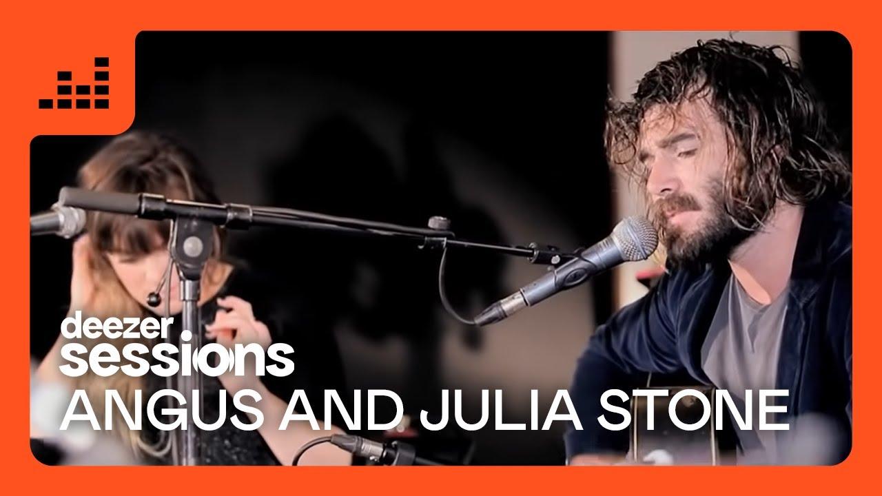 Angus And Julia Stone   Deezer Session