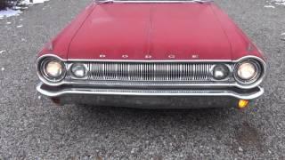 1964 Dodge 440 Video 3