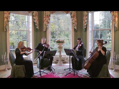 Crazy For You (Madonna) Wedding String Quartet