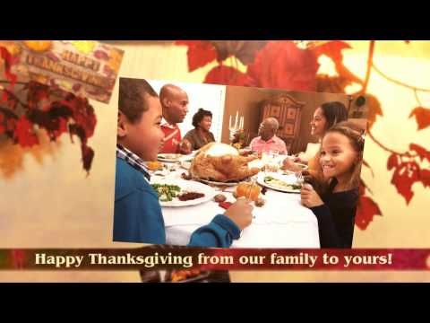 The Gateway Apartments in San Francisco, CA - Happy Thanksgiving