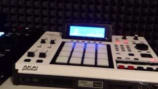 R-mean - Hate me (Instrumental) Akai mpc 2500 Beat