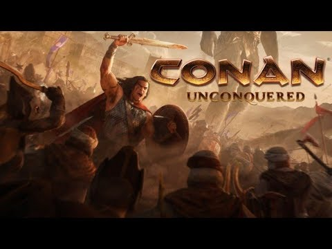 Conan Unconquered - Gameplay Diary |