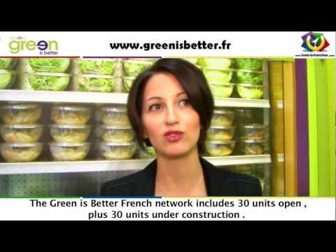 Executive Manager Green Saladbars France