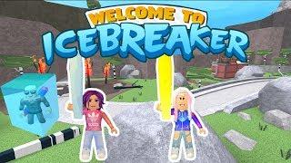 Roblox: Icebreaker / Team Freeze Tag! ❄️