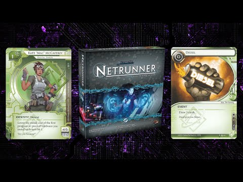 A Look Back At The Netrunner Core Set - Shaper