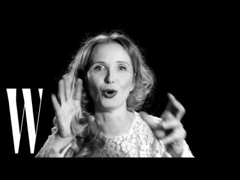 Julie Delpy Confesses Her Cinematic Crush