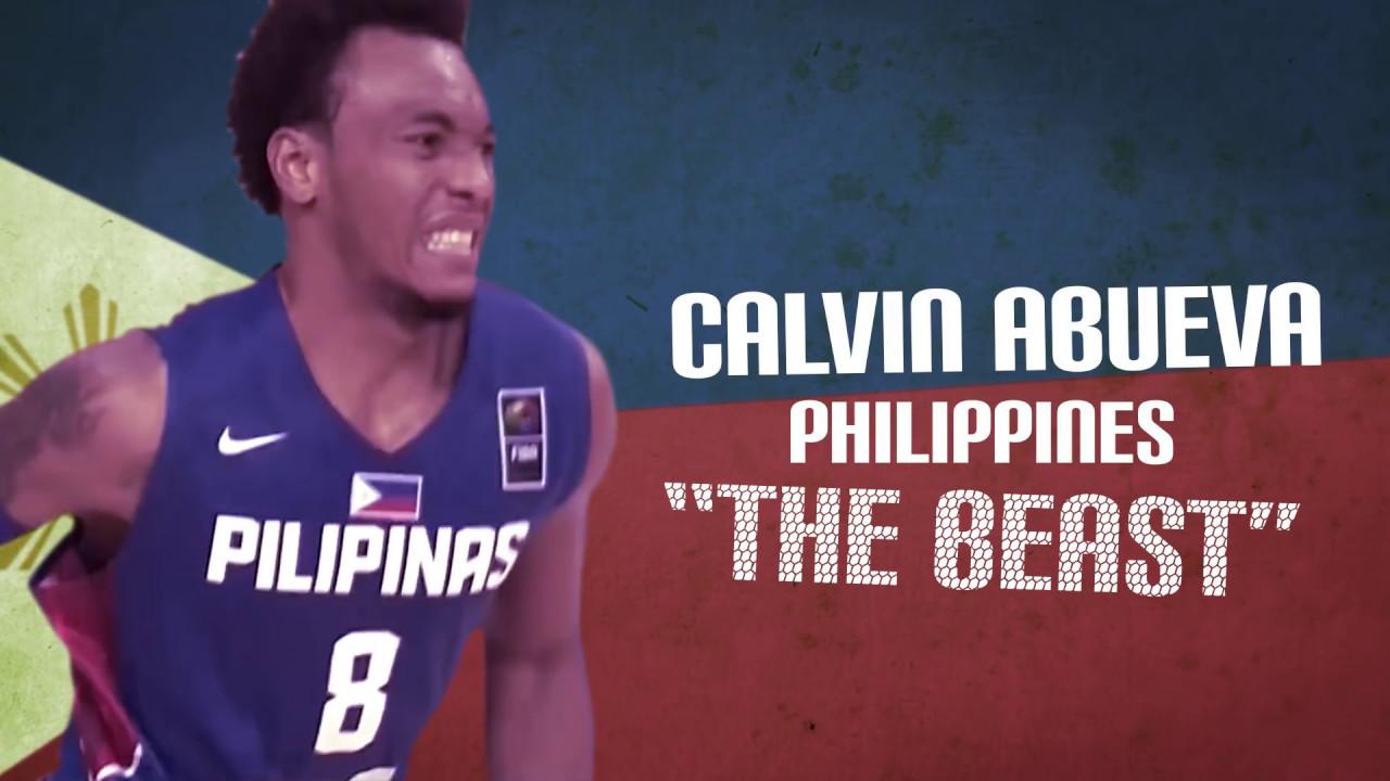 "Calvin Abueva mixtape - ""The Beast"""