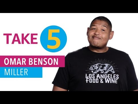 """""""The Unicorn"""" Star Omar Benson Miller Finds the Perfect Show to Binge"""