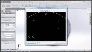 SolidWorks DXF Creation Tutorial