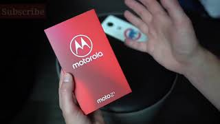 Moto Z3 unboxing in Hindi , Best smartphone ever , world's 1st 5g phone unboxing