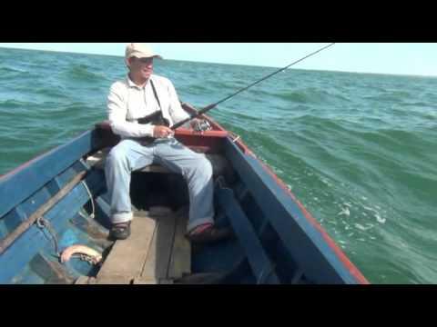 Tawau, Sabah : Fishing at Celebes Sea