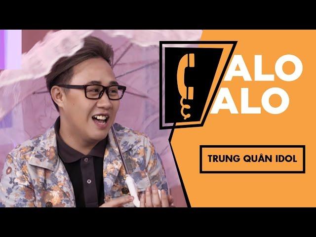 Alo Alo   Số 3   Trung Quân Idol   Fullshow