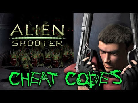 Alien Shooter (PC) CHEAT CODES