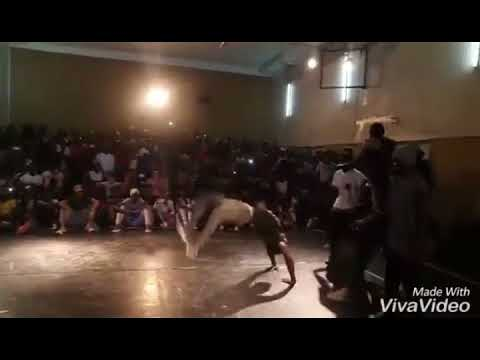 Power Crew Senegal - Regional Battle