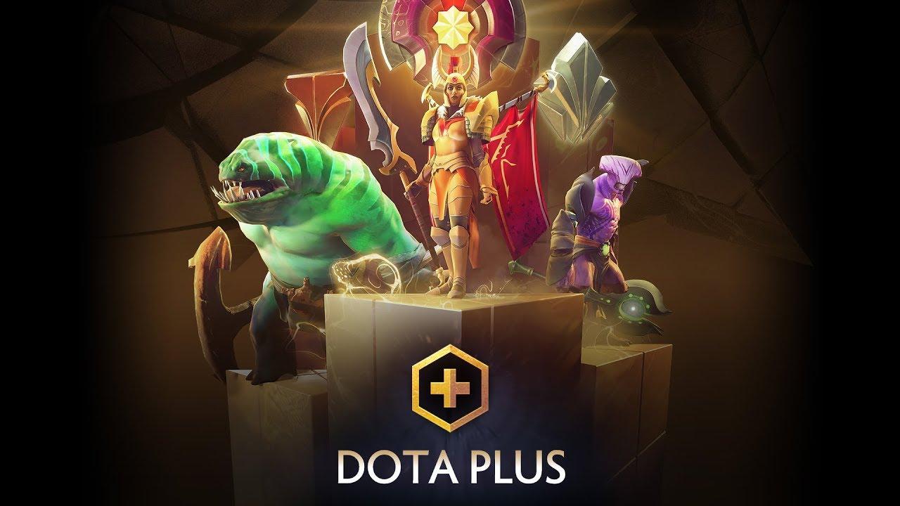 Dota  Introducing Dota Plus