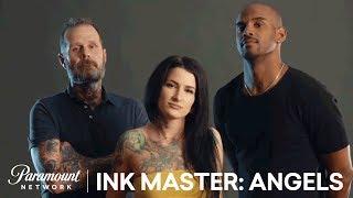Atomic Angels: Elimination Tattoo Sneak Peek | Ink Master: Angels (Season 2)