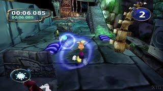 Rayman Arena PS2 Gameplay HD (PCSX2)