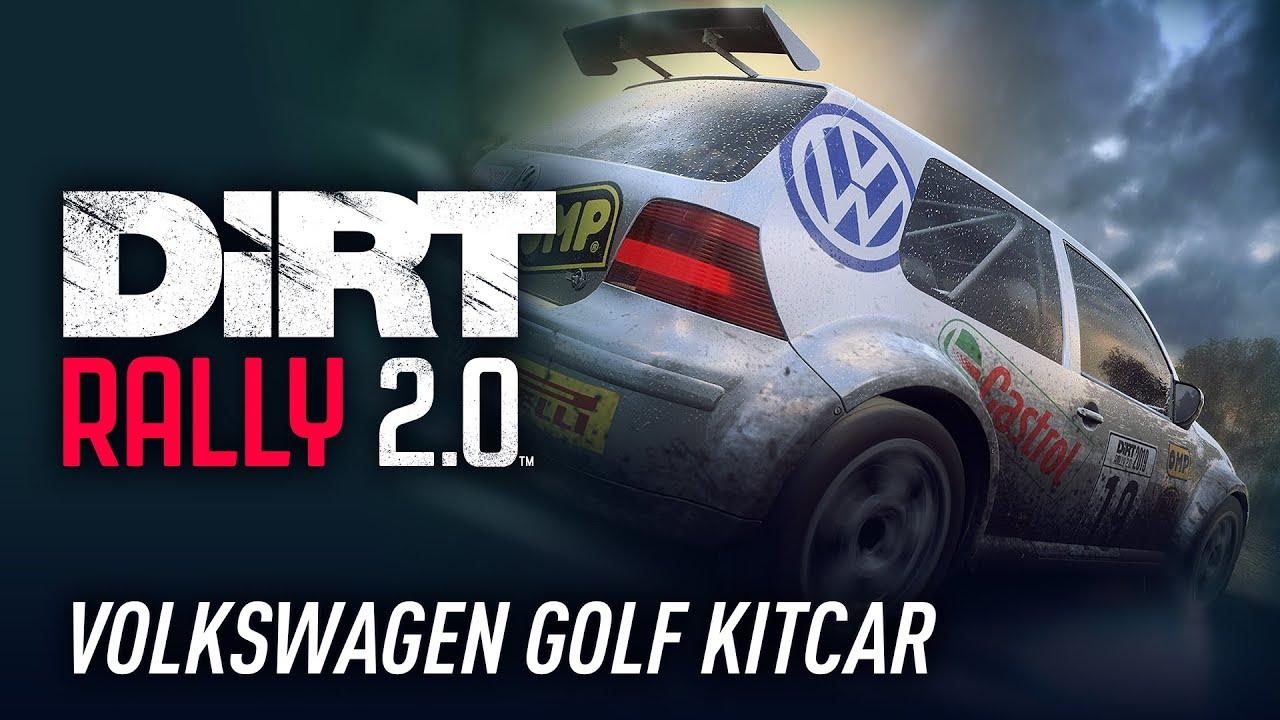 Volkswagen Golf Kitcar - Car of the Week - DiRT Rally 2.0