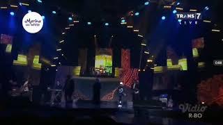 Gigi Feat Sabyan - kota Santri - Konser Satu Janji Gigi