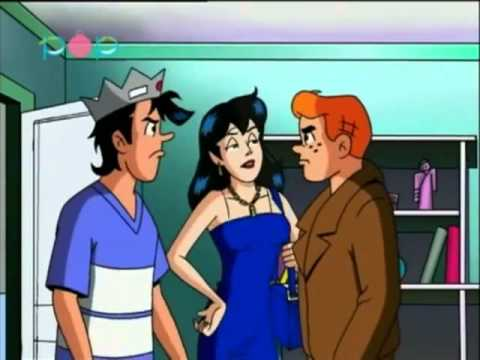 Archie's Weird Mysteries - It Lives in the Sewers