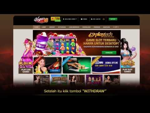 Tutorial Cara Withdraw di Vegas88