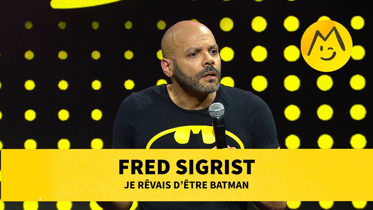 Fred Sigrist – Extrait de « Super Héros »