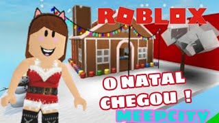 CHRISTMAS HA LLEGADO A MEEPCITY!! ROBLOX