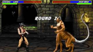 PC Longplay [693] Mortal Kombat 3