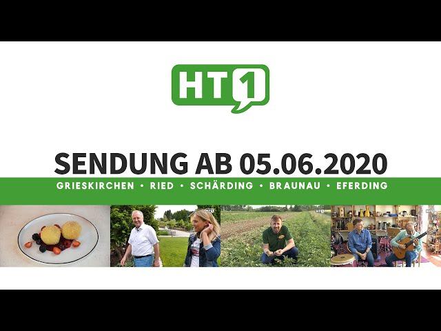HT1 Sendung vom 05.06.2020 / Hausruck & Innviertel