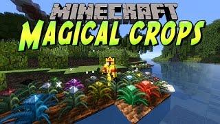 [FR]-Présentation de mods : Magical Crops-[Minecraft 1.7.10]