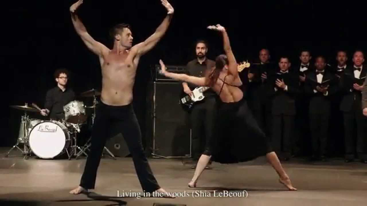 """Shia LaBeouf"" Live - Rob Cantor (w/captions) - YouTube"