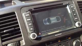 Blaupunkt Philadelphia 835 - VW transporter 2013