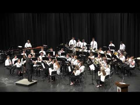 TWHS Thomas Worthington High School Concert Band 12052018 4K